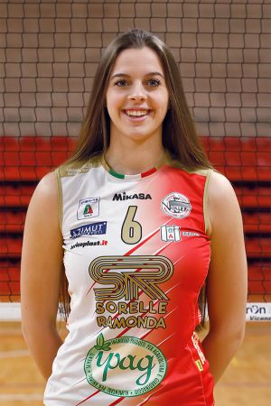 #6 Martina Stocco